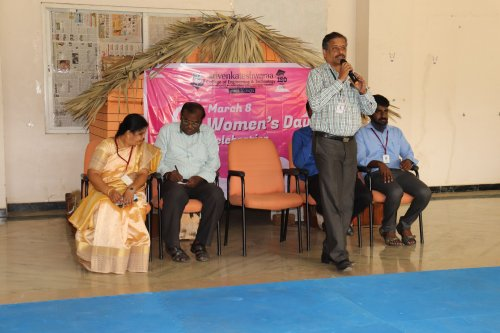 International Womens Day 2021 - SVCET